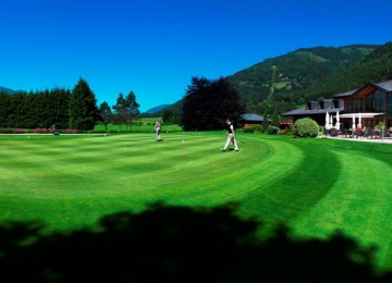 Golf course Zell am See