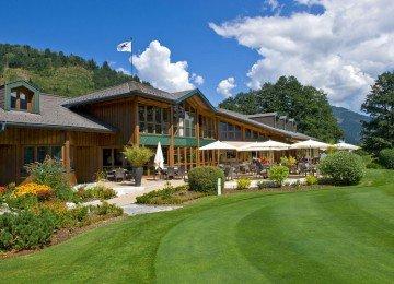 Golfplatz Zell am See Clubhaus