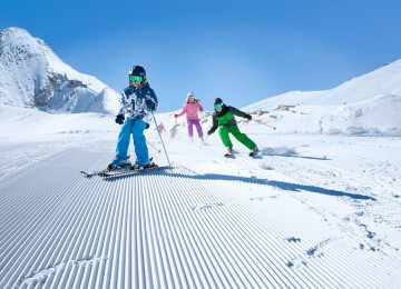 Skiing in Zell am See Kaprun
